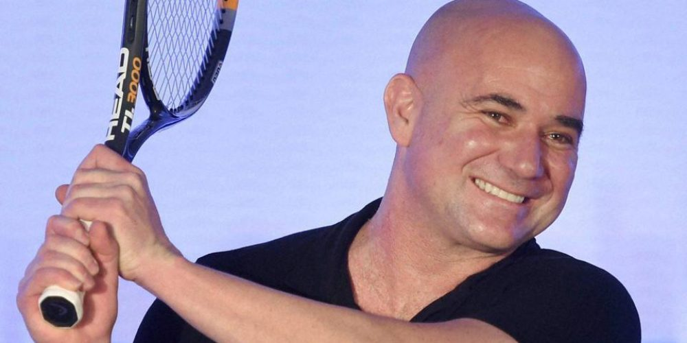 Andre Agassi did not help Novak Djokovic at all. Djokovic helped Agassi become a tennis coach